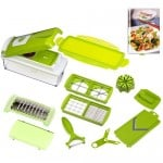 Nicer Dicer Plus Laid Out