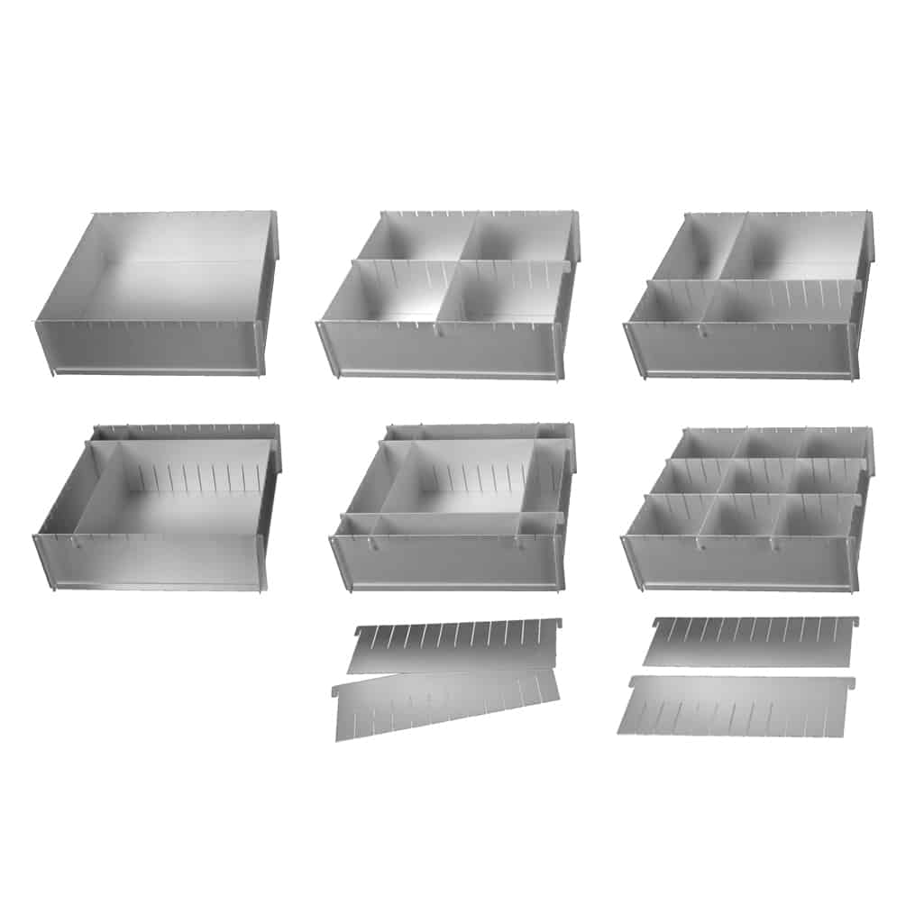 Silverwood Cake Tin Dividers